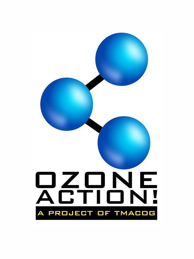 Ozone vert logo A