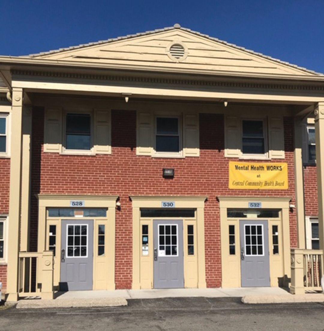 The Central Community Health Board of Hamilton County- Maxwell office