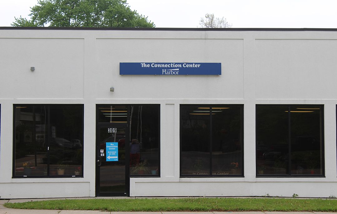 The Connection Center office