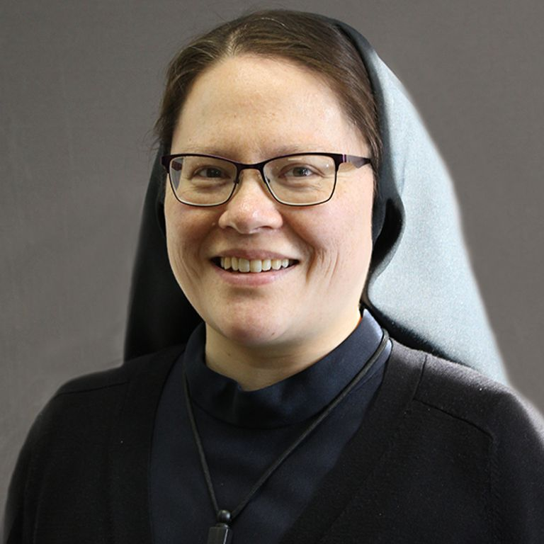 Christine Pacold, MD (Sister Maria Lin)