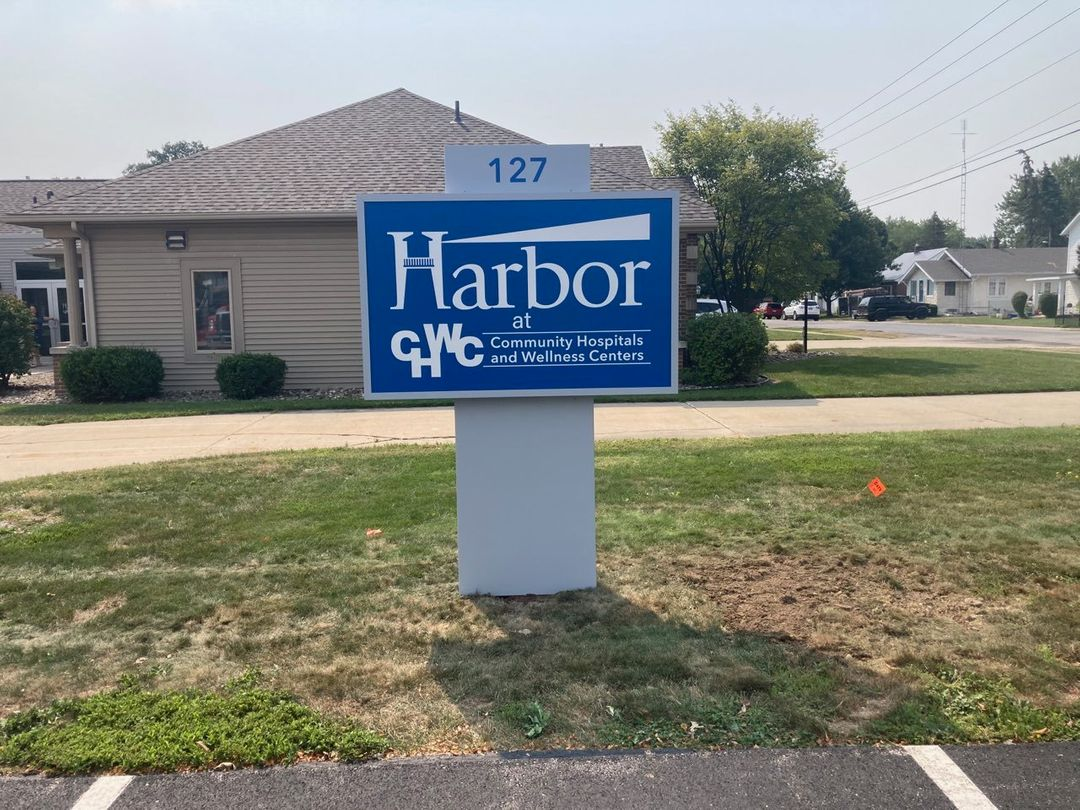 Harbor at Community Hospitals and Wellness Centers (CHWC) office