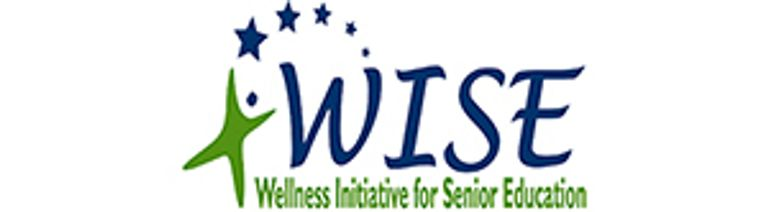 WISE logo website