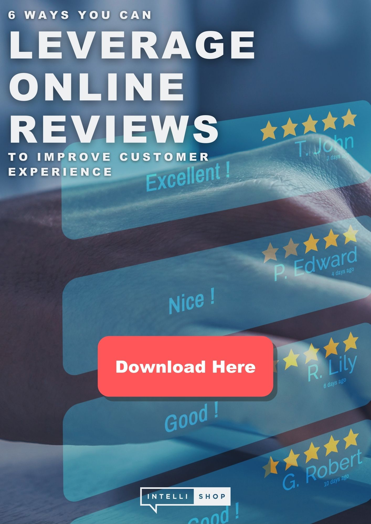 leverage online reviews to improve customer experience